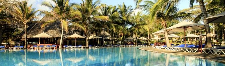 Baobab Beach Resort, Diani